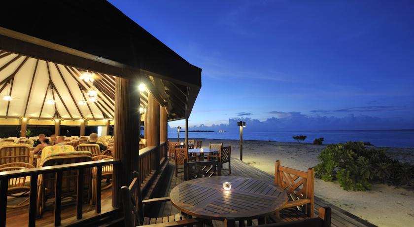 Holiday Island Resort – Alifu Dhaalu Atoll