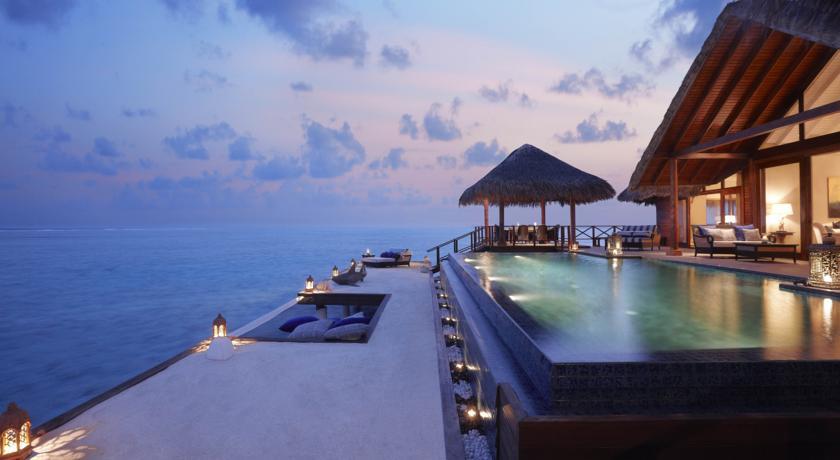 Taj Exotica Resort & Spa – South Male Atoll
