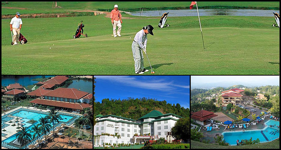 Golf Tour In Sri Lanka (7 Nights / 8 Days)