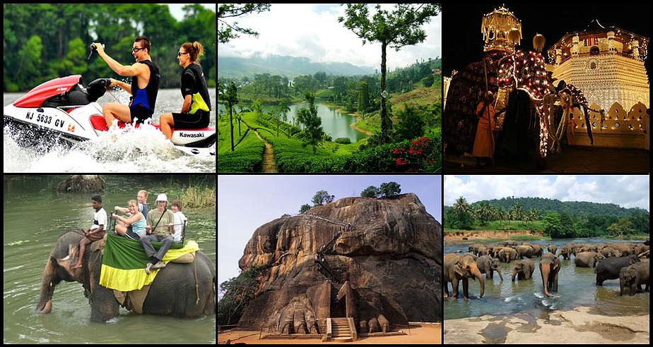 Romantic Honeymoon Package 12 Days In Sri Lanka