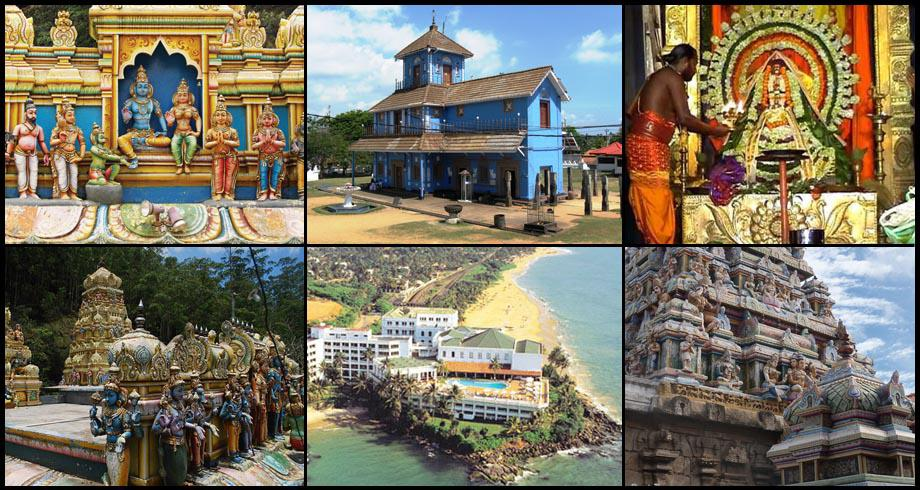 Ramayana Trail Tour In Sri Lanka (5 Nights / 6 Days)