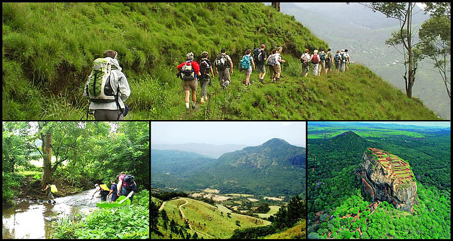 Trekking Tour In Sri Lanka (14 Nights / 15 Days)