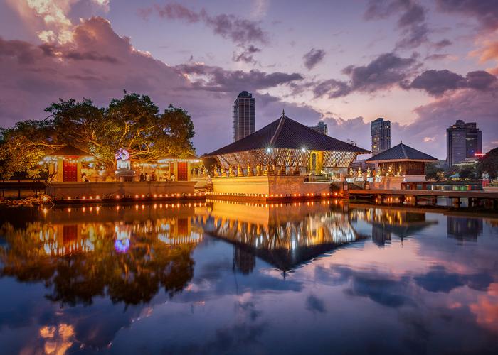 Vibrant City of Colombo